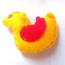 Chick Soft Toy Kit